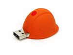 Individueller bauhelm USB-Stick