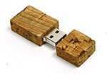 Kork USB-Stick mit individuellem Logo