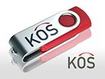 USB-Stick KOS