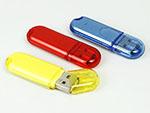 Bunter Kunststoff USB-Stick in vielen Farben