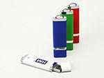 Kunststoff.02 USB-Stick in individuellen Farben