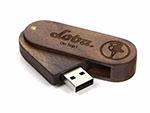Loba Holz USB-Stick