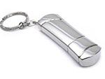Metall USB-Stick mit glänzender Oberfläche