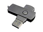 Metall USB-Stick mit Metall Bügel zum bedrucken und gravieren