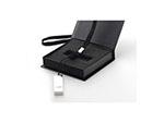 Massiver Metall USB Stick mit Umhängebändchen in Geschenkbox