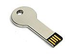 Runder Schlüssel USB-Stick mit Logo