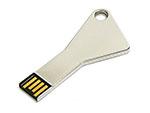 Lustiger Metall Schlüssel USB-Stick mit Logo