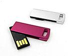 Mini Nano Werbeartikel USB-Stick aus Metall