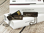 Dextra Data Nano Metall USB-Stick mit Geschenkbox