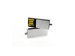 Piccollo USB-Stick superslim Platine USB-Stick mit Logo Metall Gravur