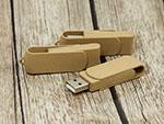 Ökologische und umweltfreundliche Werbeartikel USB-Sticks
