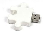 Puzzle USB-Stick mit Logo