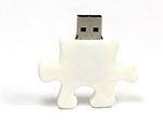 Puzzle USB-Stick mit LogoPuzzle USB-Stick mit Logo