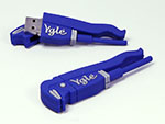 Rohrzange Pumpenzange in wunschform mit Logo als USB-Stick