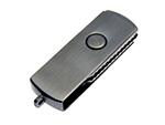 Schwerer und hochwertiger drehbarer USB-Stick mit Bügel