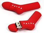 Falke Socken USB-Stick