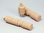 Stab Walze mit Formen und Mustern in Sonderform mit USB-Stick