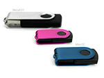 Twister Mini USB-Stick mit Druck und Gravur