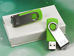 twister usb stick mit logo Gravur pcs