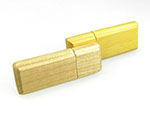 umweltfreundliche Werbeartikel USB-Sticks aus Holz