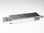 USB Stecker eines drehbaren Swing USB-Sticks