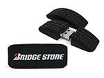 USB-Stick in der Form eines Bridgestone Reifens