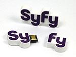 USB-Stick SyFy Logo