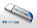 USB-Stick Volksbank