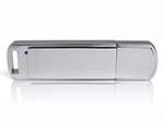 Werbeartikel USB-Stick aus Metallmti Logo gravieren