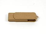 Werbeartikel USB-Stick aus umweltfreundlichen PLA Kunststoff