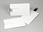 Werbeartikel Visitenkarten mit USB-Sticks zum bedrucken mit Logo als Messegeschenk